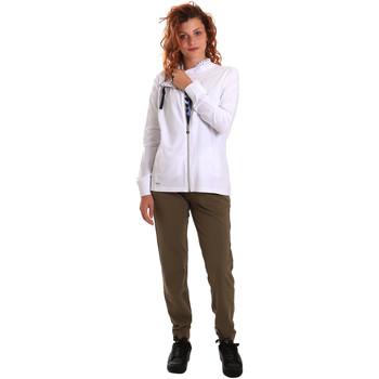 Textil Ženy Teplákové soupravy Key Up 5G40T 0001 Bílý