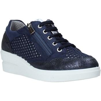 Boty Ženy Nízké tenisky IgI&CO 5153199 Modrý