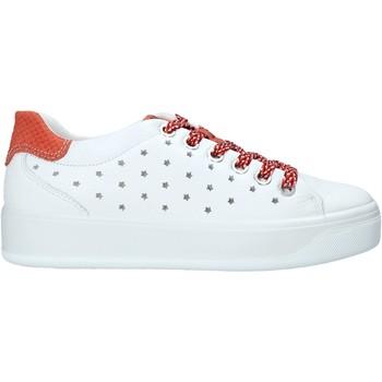 Boty Ženy Nízké tenisky IgI&CO 5157322 Bílý