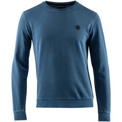 Textil Muži Mikiny Lumberjack CM60142 007 518 Modrý