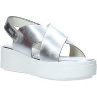Boty Ženy Sandály Impronte IL01529A Stříbrný