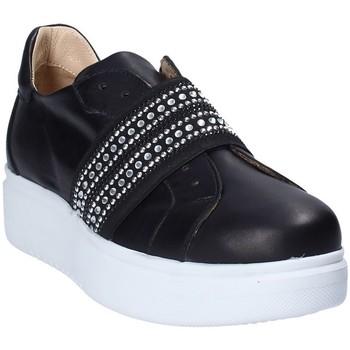 Boty Ženy Street boty Exton E05 Černá