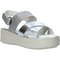 Boty Ženy Sandály Impronte IL01548A Stříbrný