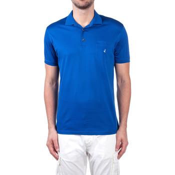 Textil Muži Polo s krátkými rukávy Navigare NV72062 Modrý