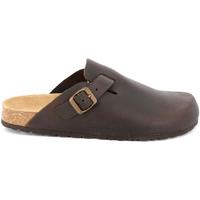 Boty Muži Pantofle Grunland CB7034 Hnědý