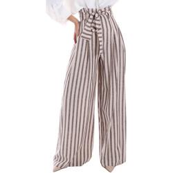 Textil Ženy Turecké kalhoty / Harémky Gaudi 011FD25034 Béžový