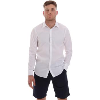 Textil Muži Košile s dlouhymi rukávy Sseinse CE506SS Bílý
