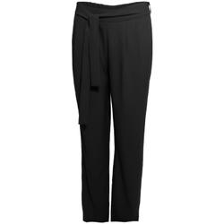 Textil Ženy Turecké kalhoty / Harémky Smash S1829415 Černá
