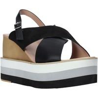 Boty Ženy Sandály Onyx S20-SOX758 Černá