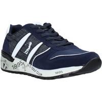 Boty Muži Nízké tenisky U.s. Golf S20-SUS152 Modrý