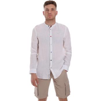 Textil Muži Košile s dlouhymi rukávy Sseinse CE537SS Bílý