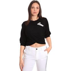 Textil Ženy Halenky / Blůzy Denny Rose 811DD50011 Černá