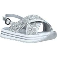 Boty Děti Sandály Primigi 5435022 Stříbrný