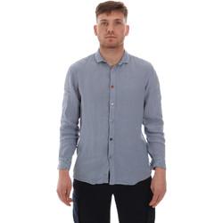 Textil Muži Košile s dlouhymi rukávy Sseinse CE538SS Modrý