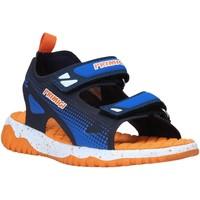 Boty Děti Sportovní sandály Primigi 5449933 Modrý