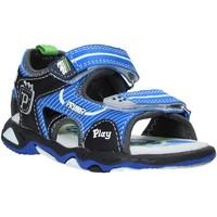 Boty Děti Sportovní sandály Primigi 5450555 Modrý