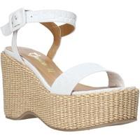 Boty Ženy Sandály Grace Shoes 104002 Bílý