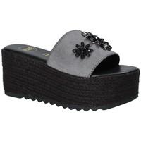 Boty Ženy Dřeváky Exé Shoes G47008347A13 Černá