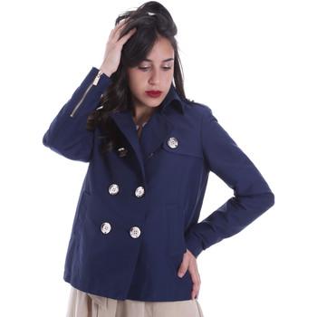 Textil Ženy Saka / Blejzry Gaudi 011BD35013 Modrý