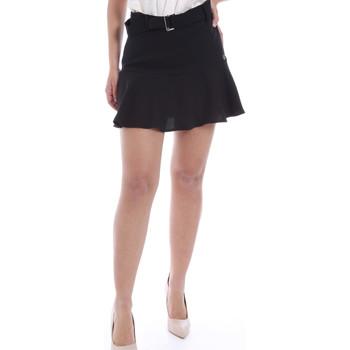 Textil Ženy Sukně Gaudi 011BD75001 Černá