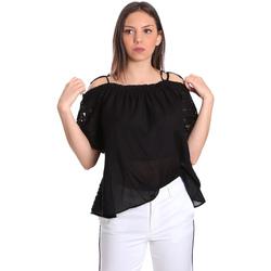 Textil Ženy Halenky / Blůzy Gaudi 811FD45011 Černá