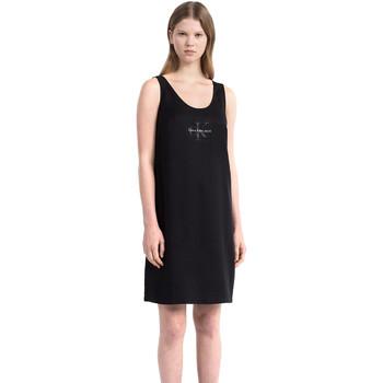 Textil Ženy Krátké šaty Calvin Klein Jeans J20J206937 Černá