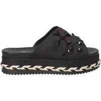Boty Ženy Dřeváky Exé Shoes G41006307001 Černá