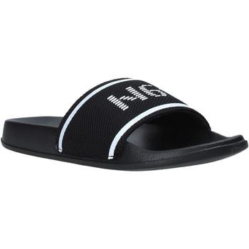 Boty Muži pantofle Navigare NAM019035 Černá