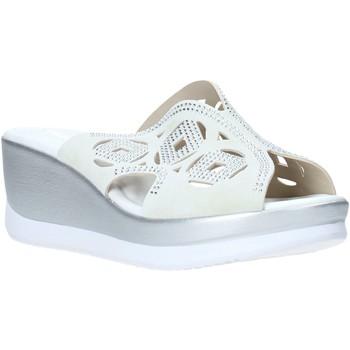 Boty Ženy Dřeváky Valleverde 32150 Bílý