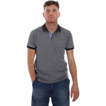 Textil Muži Polo s krátkými rukávy Sseinse ME1526SS Modrý