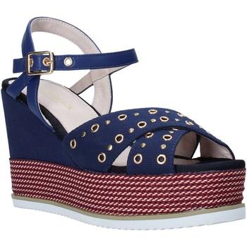 Boty Ženy Sandály Lumberjack SW83106 002 M17 Modrý