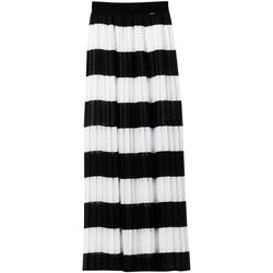 Textil Ženy Sukně Liu Jo W17083T9831 Černá