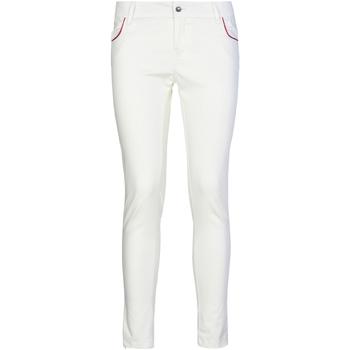 Textil Ženy Mrkváče Café Noir JP235 Bílý