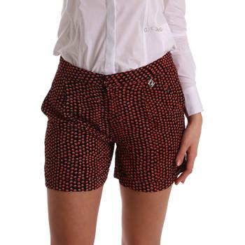 Textil Ženy Kraťasy / Bermudy Gaudi 73BD25209 Černá