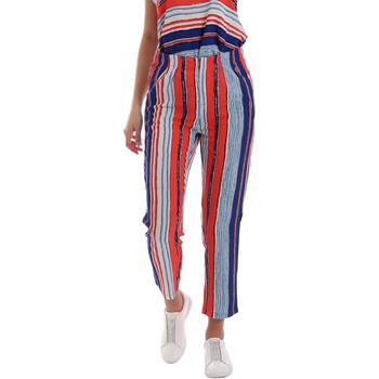 Textil Ženy Mrkváče Gaudi 73BD25211 Modrý