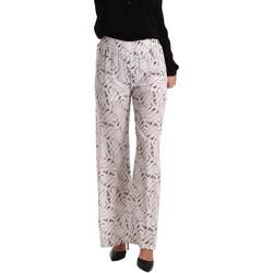 Textil Ženy Turecké kalhoty / Harémky Gaudi 73BD25224 Bílý