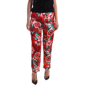 Textil Ženy Turecké kalhoty / Harémky Gaudi 73FD20201 Oranžový