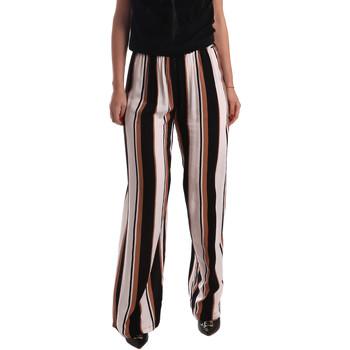 Textil Ženy Turecké kalhoty / Harémky Gaudi 73FD25220 Černá