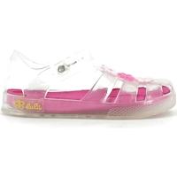 Boty Dívčí Sandály Lulu LI190001S Bílý