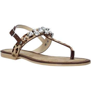 Boty Ženy Sandály Replay GWF1M 251 C0001L Hnědý