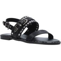 Boty Ženy Sandály Replay GWF98 251 C0004S Černá