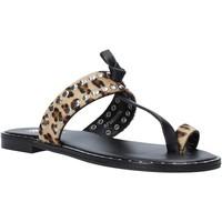 Boty Ženy Sandály Replay GWF98 251 C0006L Černá