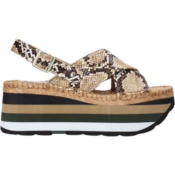Boty Ženy Sandály Replay GWP4U 021 C0002S Hnědý