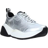 Boty Ženy Nízké tenisky Shop Art SA020040 Stříbrný