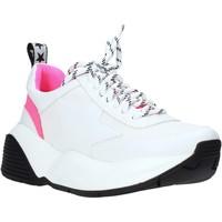 Boty Ženy Nízké tenisky Shop Art SA020041 Bílý