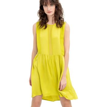 Textil Ženy Krátké šaty Fracomina FR20SM545 Žlutá