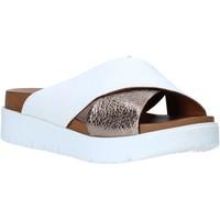 Boty Ženy Dřeváky Bueno Shoes N3408 Bílý