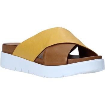 Boty Ženy Dřeváky Bueno Shoes N3408 Hnědý