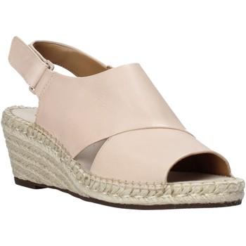 Boty Ženy Sandály Clarks 26140876 Růžový