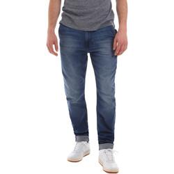 Textil Muži Rifle Calvin Klein Jeans J30J314597 Modrý